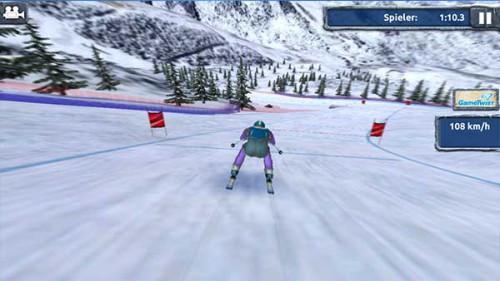 Ski Challenge 15 mit zahlreichen Abfahrtsstrecken