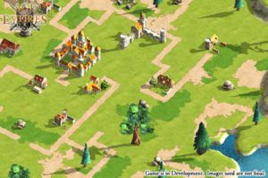 Age of Empires World Domination: Erbaue deine eigene Stadt - (c) Microsoft