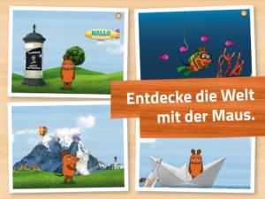 Entdecke Neues mit der Maus  - (c) WDR