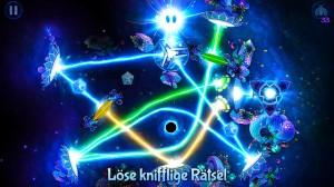 God of Light mit zahlreichen Elementen und Rätseln - (c) Playmous