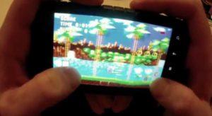 Sega Mega Drive Spiele auf dem Smartphone