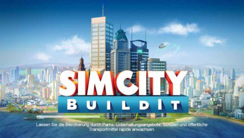 Alles zu den goldenen Schlüsseln in SimCity BuildIt
