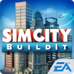 SimCity BuildIt von Electronic Arts