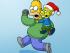 Simpsons Springfield Weihnachten 2014 Update von EA Mobile