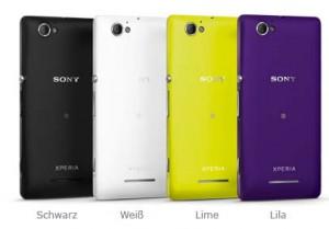 Sony Xperia M - specs_2 (c) Amazon
