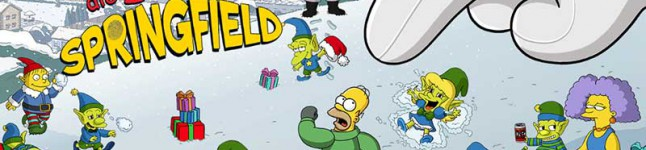 Winter in Simpsons Springfield: Alle Infos zum 2014er Event