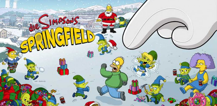 Winter in Simpsons Springfield: Alle Infos zum 2014er Event