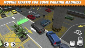 Multi Level 2 Car Parking Screenshot - (c) Aidem Media