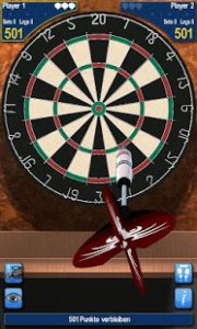 Pro Darts 2014 Screenshot - (c) iWare Designs Ltd