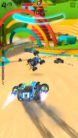 Rocket Cars Screenshot - (c) Illusion Labs