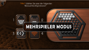 Screenshot Multiplayer Abalone von AMA LTD
