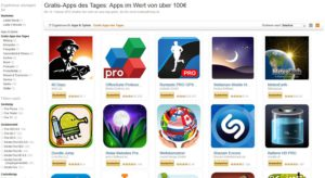 Gratis Apps fuer Android im Amazon App Shop - Bildquelle: amazon.de