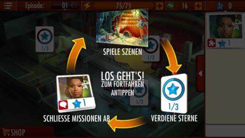 Das Spielprinzip wird von Entwickler Wooga auch nochmal einfach dargestellt