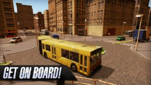Bus Driving 2015 Screenshot - (c) Alexandru Marusac