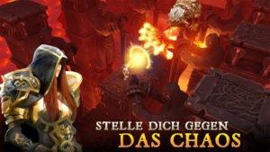 Dungeon Hunter 5 mit tollen Animationen und Grafik - Bildquelle: Gameloft