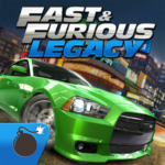 Fast & Furious Legacy von Kabam