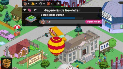 Als erstes musst du fünf Dietriche sammeln, um alle weiteren Preise bei Der Sammler im Simpsons Springfield Superhelden Event freizuschalten