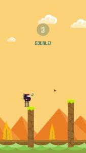 Spring Ninja Screenshot - (c) Ketchapp