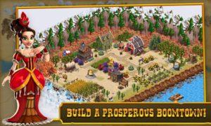 Westbound Gold Rush Screenshot - (c) Kiwi