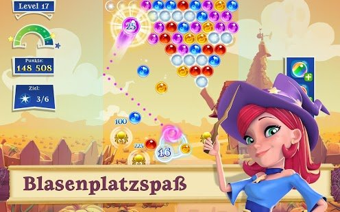 Bubble Witch 2 Saga von King