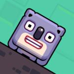 Cube Koala von Happymagenta