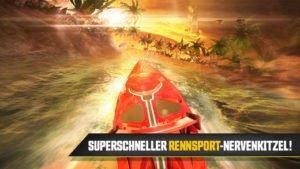 Driver Speedboat Paradise Screenshot - (c) Ubisoft