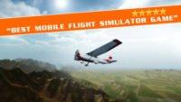 Flight Pilot Simulator Screenshot - (c) Fun Games for Free