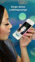 Mit Sing Karaoke auf dem Smartphone und Tablet Songs mitsingen - (c) Smule