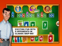 Skip-Bo Screenshot - (c) Magmic Inc