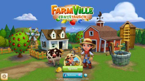 FameVille Erntetausch Tipps und Tricks zur neuen Spiele App von Zynga