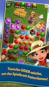 FarmVille Erntetausch Screenshot - (c) Zynga