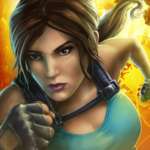 Lara Croft Relic Run von Square Enix