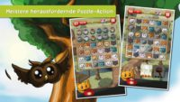 Screenshot zur App Puzzycat von Gamerald