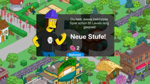 Stufe 53 in Die Simpsons Springfield