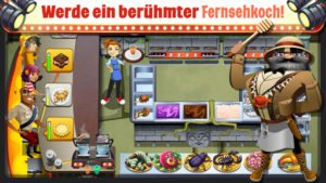 Cooking Dash 2016 Screenshot - (c) Glu