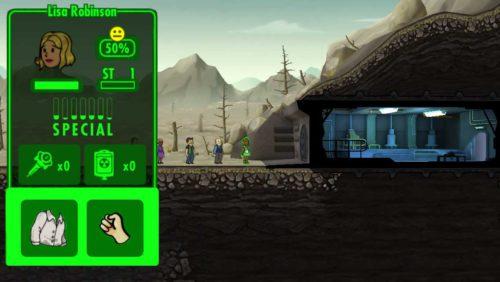 Lege die Bewohner entsprechend ihrer Stärken im richtigen Raum in Fallout Shelter ab
