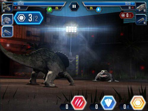 Mit der richtigen Strategie gewinnst du jeden Kampf in Jurassic World