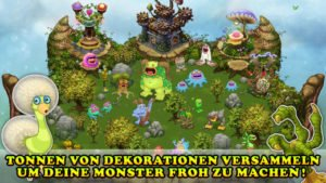 My Singing Monsters Screenshot (c) Big Blue Bubble