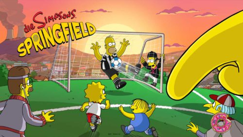 Simpsons Springfield Tipp-Ball Guide mit Tipps, Preise, Storyline