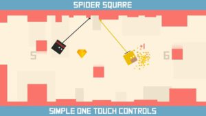 Spider Square Screenshot - (c) BoomBit Games