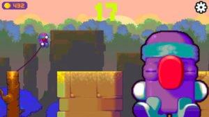 Vault App Screenshot - (c) Nitrome