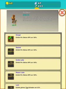 Upgrade deine Helfer in Clicker Heroes auf jedenfall bis Level 10 - Später solltest du alle Upgrades dieser freischalten