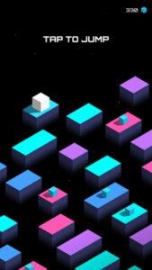 Cube Jump Screenshot - (c) Ketchapp