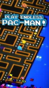 Pac-Man 256 Screenshot - (c) Bandai Namco