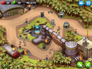 Alien Creeps TD Screenshot - (c) Outplay Entertainment Ltd