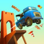 Bridge Constructor Stunts von Headup Games