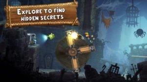 Rayman Adventures Screenshot - (c) Ubisoft