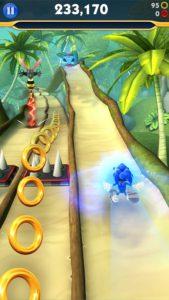 Sonic Dash 2 Sonic Boom Screenshot - (c) Sega