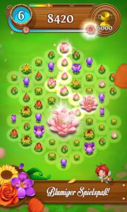 Blossom Blast Saga Screenshot - (c) KingBlossom Blast Saga Screenshot - (c) King