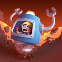 Drill Up von Ketchapp ist nur eines von vielen Highscore Spiele Apps im November 2015 für Android und iOS